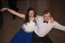 Танец второго курса